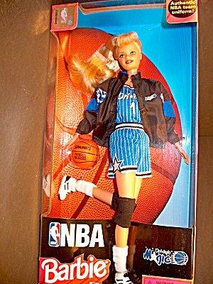 Nba Barbie Orlando Magic