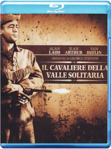 Il cavaliere della valle solitaria [Blu-ray] [IT Import]