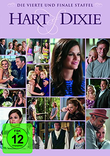 Hart of Dixie - Die komplette vierte Staffel [2 DVDs]