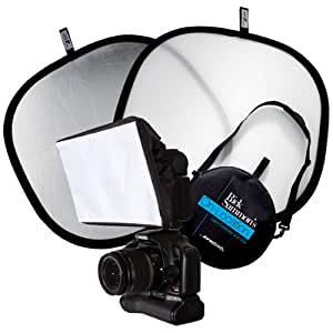 Westcott 1018 Rick Sammon On Location Kit (Black)