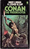 Conan the Freebooter (0722147392) by Howard, Robert E.