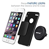 Mpow Grip Magic Air Vent One Step Mounting Magnetic Car Mount Holder for iPhone 6/6S and Android Cellphones