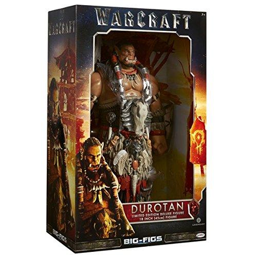 Warcraft Durotan 18-Inch Deluxe Action Figure - Blizzcon 2015 Exclusive