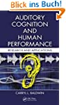 Auditory Cognition and Human Performa...