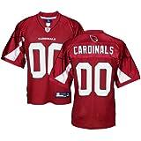 Arizona Cardinals NFL Mens Team Replica Jersey, Red