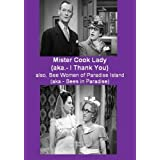 Mister Cook Lady (aka.- I Thank You) / Bee Women of Paradise Island (aka.- Bees In Paradise) -An Arthur Askey Double Feature