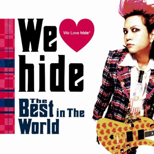 We Love hide~The Best in The World~ / hide (CD - 2009)
