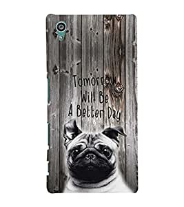 PRINTSWAG QUOTE Designer Back Cover Case for SONY XPERIA Z5 DUAL