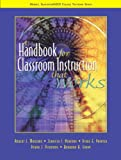 A Handbook for Classroom Instruction that Works (0131195050) by Marzano, Robert J.