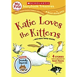 Katie Loves Kittens & More Funny Stories