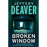 The Broken Window: Lincoln Rhyme Book 8by Jeffery Deaver