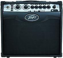 Amplificador Peavey Vypyr 1 combo de modelado acústico de guitarra / bajo negro de energía 20 vatios