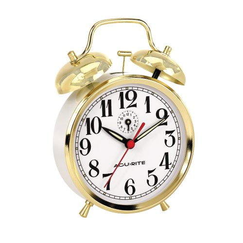Chaney Instruments Twinbell Alarm Clock