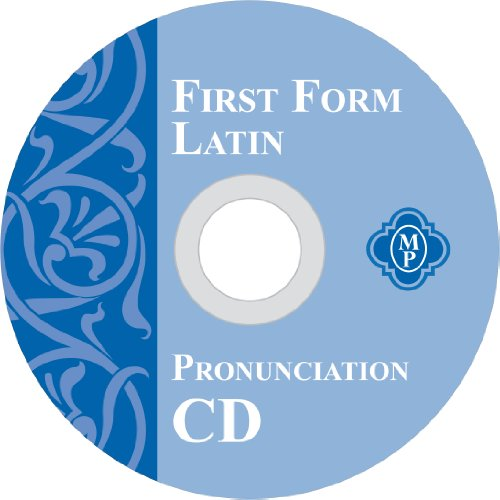 First Form Latin Pronunciation CD