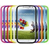 Samsung Galaxy S4 (i9500) Multi Paquet de 10 souples étuis en silicone / Cases / Covers (10 en 1)
