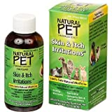 Skin & Itch Irritations For Felines KingBio Natural Pet 4 oz Liquid