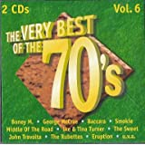"Boney M., George McCrae, Baccara, Smokie, MIddle of the road, Ike/Tina Turner..von ""Very best of the 70's 6"""