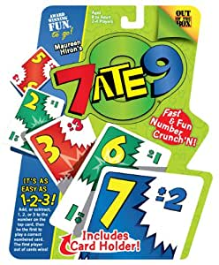 Out of the Box Publishing, Inc. 7 ATE 9 - Fast and Fun Number Crunch'n