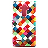 LG G4 Case,Vogue Shop G4 Case,LG G4 Wallet Case, [Ultra Slim] [Perfect Fit] Sparkle Pattern Premium Pu Leather[Wallet Function] [Stand Feature] Type Magnet Design Flip Protective Credit Card Holder Pouch Skin Case Cover for LG G4 Smartphone (Built-in Credit Card/ID Card Slot) [Flip Cover] with Foldable Stand, Pockets for ID, Credit Cards [holder] - with Stand All-around TPU Inner Case Skin Cover and Snap Button Closure [Type Magnet Design] Flip Protective Stylish Pattern Design Blue Folio Case for LG G4 with 1 stylus/one screen touch pen [NOT Compatible with LEATHER LG G4] (vogue shop-Tartan Pattern)