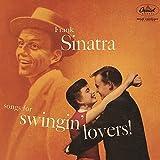 FRANK SINATRA SONGS FOR SWINGIN LOVERS VINYL LP[SLCT6106] FRANK SINATRA