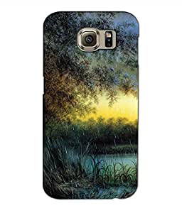 instyler BACK COVER CASE FOR SAMSUNG GALAXY S6 EDGE PLUS