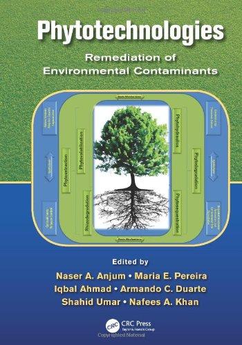 Phytotechnologies: Remediation of Environmental Contaminants