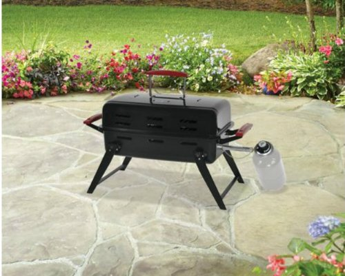 Small Propane Stove back-439948