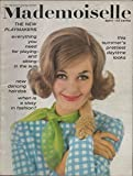 img - for Mademoiselle: The Magazine for the Smart Young Woman (April 1962) book / textbook / text book