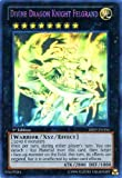 Yu-Gi-Oh! - Divine Dragon Knight Felgrand (SHSP-EN056) - Shadow Specters - 1st Edition - Ghost Rare