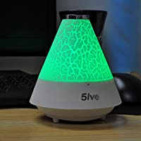 5ive Colorful LED Stereo Speaker