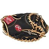 Rawlings Heart of the Hide 33 inch Dual Core Catchers Mitt Baseball Glove PROCM33DCB