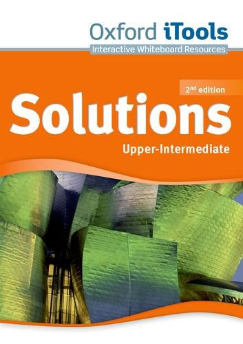 SOLUTIONS U-INT ITOOLS 2ED (Miscellaneous)