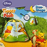 Magic Light Official Disney Duo Shape Ceiling Light, Winnie The Pooh