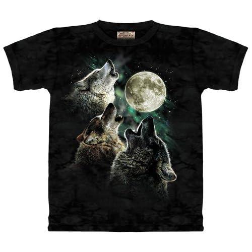 3 Wolf shirt