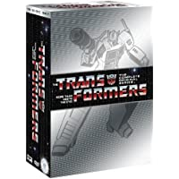 Transformers: The Complete Series on DVD