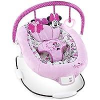 Disney Baby Minnie Mouse Garden Delights Bouncer