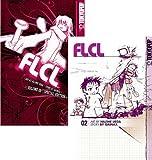 FLCL Graphic Novel Set Vol.1,2