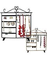 Presentoire à bijoux, bracelets colliers et boucles