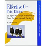 Effective C++: 55 Specific Ways to Improve Your Programs and Designs (Addison-Wesley Professional Computing Series)Scott Meyers�ɂ��