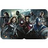 The Avengers (Avengers Assemble) Lenticular Steelbook Blu-ray 3D+2D Region Free Zavvi UK #/4000