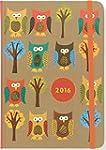 2016 Owls Weekly Planner (16-Month En...
