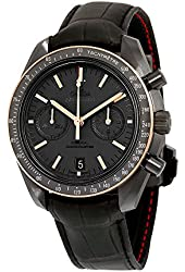 Omega Speedmaster Moonwatch Chronograph Automatic Black Dial Mens Watch 311.63.44.51.06.001