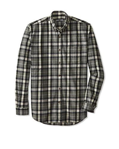 Slate & Stone Men's Calvin Long Sleeve Plaid Shirt