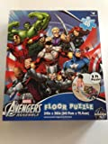 Avengers Assemble Floor Puzzle 24in X 36...