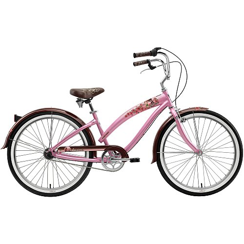 Nirve Lahaina 26 3-Speed Women's Cruiser Bicycle Frame Size: 16 Inches