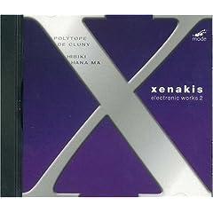 Xenakis: Electornic Works 2