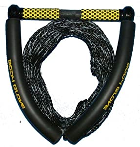 Buy Body Glove 5-Section Kneeboard Tow Rope Athletics, Exercise, Workout, Sport, Fitness by Athletics & Exercise
