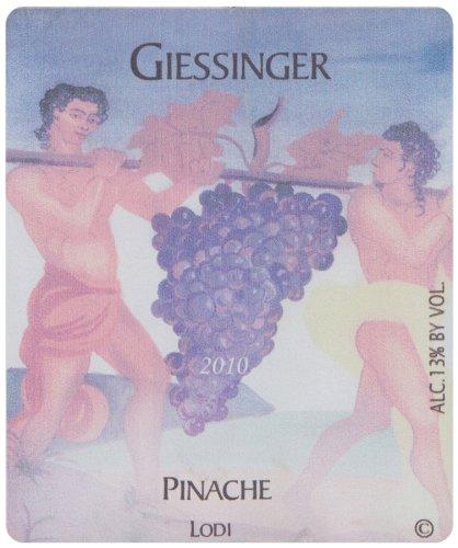 2010 Giessinger Pinache Reserve, Monterey 750 Ml