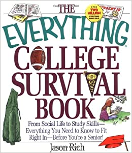 Amazon.com: The Everything College Survival Book: From ...