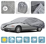 Car Cover for Chevrolet Corvette 62-14 Waterproof Sun Multi Layers UV Block